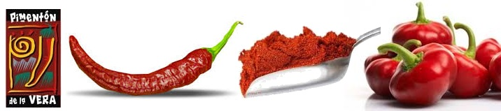 Spicy paprika